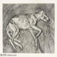 【打印级】YHR141059047--英国表现派绘画大师卢西安弗洛伊德Lucian Freud油画作品高清大图最贵画家卢西安弗洛伊德绘画作品高清图库-23M-3200X2597