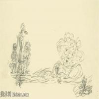 【欣赏级】YHR141112121-印象派画家保罗克利Paul Klee油画作品高清图片野兽派油画大师作品高清大图-6M-2000X1167