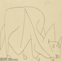 【欣赏级】YHR141112111-印象派画家保罗克利Paul Klee油画作品高清图片野兽派油画大师作品高清大图-7M-1998X1293