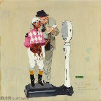 【打印级】ZSHR191111189-诺曼洛克威尔Norman Rockwell美国20世纪早期画家插画作品集插画作品高清图片-25M-2949X3000