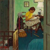 【打印级】ZSHR191111184-诺曼洛克威尔Norman Rockwell美国20世纪早期画家插画作品集插画作品高清图片-24M-2843X3000