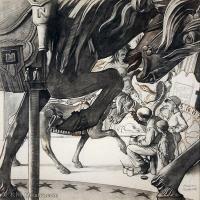 【欣赏级】ZSHR191111121-诺曼洛克威尔Norman Rockwell美国20世纪早期画家插画作品集插画作品高清图片-18M-2440X2621