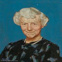 【欣赏级】ZSHR191111156-诺曼洛克威尔Norman Rockwell美国20世纪早期画家插画作品集插画作品高清图片-20M-2408X3000