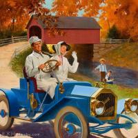 【打印级】ZSHR191111190-诺曼洛克威尔Norman Rockwell美国20世纪早期画家插画作品集插画作品高清图片-25M-3000X2987