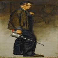 【打印级】ZSHR191111183-诺曼洛克威尔Norman Rockwell美国20世纪早期画家插画作品集插画作品高清图片-24M-2120X4000