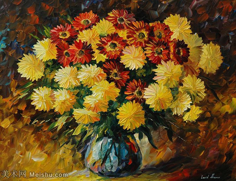 【欣赏级】YHR190949009-李奥尼德阿夫列莫夫Leonid Afremov白俄罗斯现代印象派艺术家绘画作品集油画