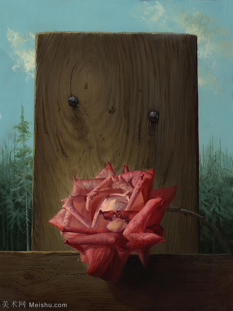 【欣赏级】YHR131322074-俄罗斯画家阿列克谢安东诺夫AlexeiAntonov静物油画作品高清大图高清油画作品