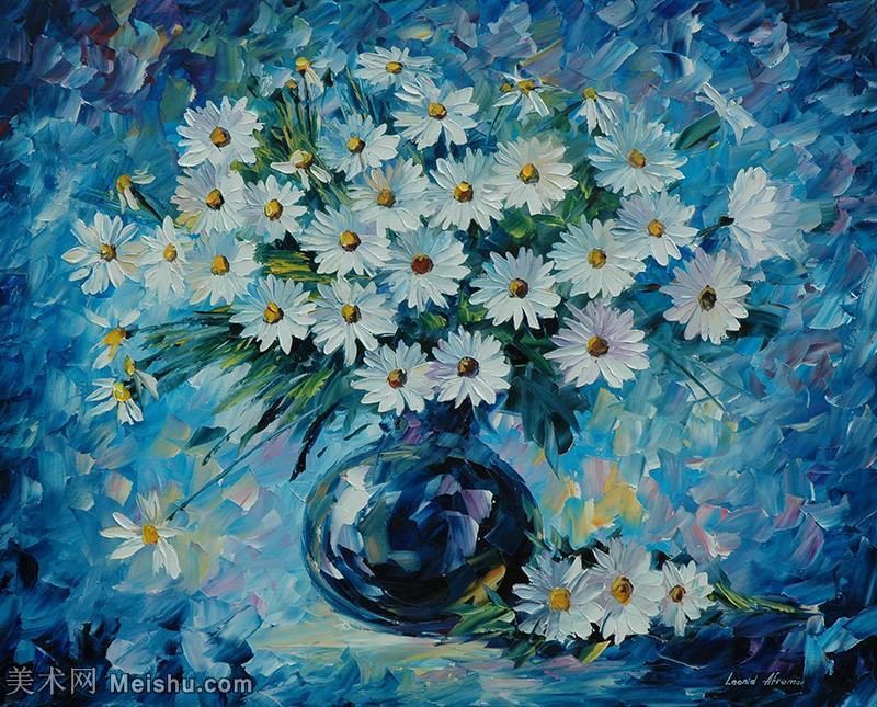【欣赏级】YHR190949016-李奥尼德阿夫列莫夫Leonid Afremov白俄罗斯现代印象派艺术家绘画作品集油画