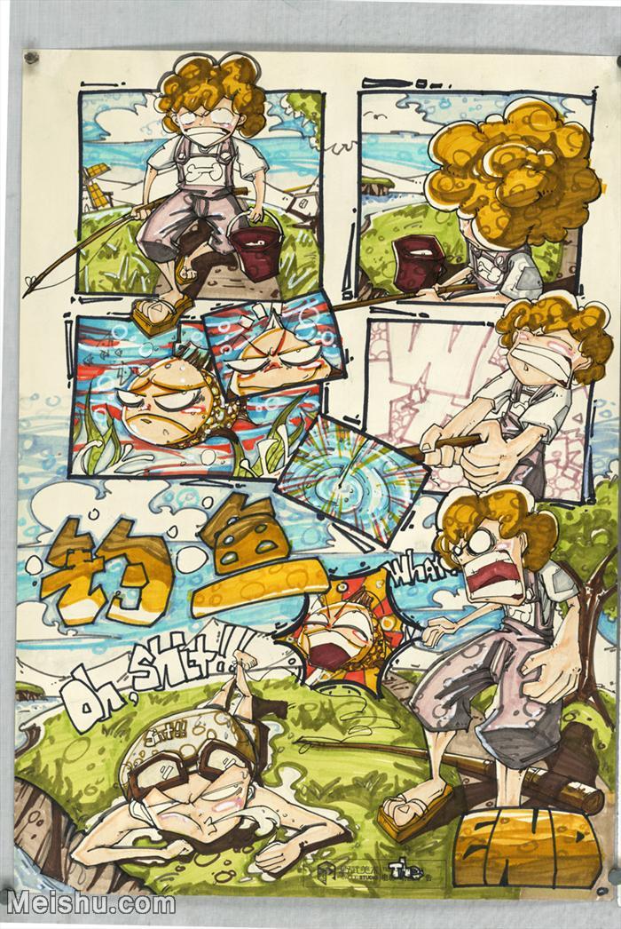 【印刷级】MH-10120057-漫画设计美院设计作品高分试卷高清图片-97M-4765X7120.jpg