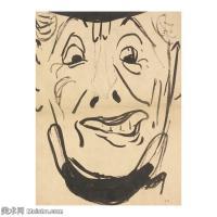 【欣赏级】SMR181514008-维亚尔爱德华Edouard Vuillard法国纳比派代表画家高清那比派绘画作品素描手稿底稿图片资料-11M-2000X2000