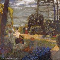 YHR181516185-维亚尔爱德华Edouard Vuillard法国纳比派代表画家高清那比派绘画作品集-42M-3554X4226