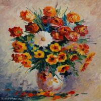 【欣赏级】YHR190949020-李奥尼德阿夫列莫夫Leonid Afremov白俄罗斯现代印象派艺术家绘画作品集油画作品高清图片-11M-1808X2288