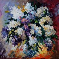 【打印级】YHR190949185-李奥尼德阿夫列莫夫Leonid Afremov白俄罗斯现代印象派艺术家绘画作品集油画作品高清图片-40M-4173X3430