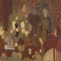 YHR181516201-维亚尔爱德华Edouard Vuillard法国纳比派代表画家高清那比派绘画作品集-90M-7495X4226