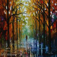 【打印级】YHR190949179-李奥尼德阿夫列莫夫Leonid Afremov白俄罗斯现代印象派艺术家绘画作品集油画作品高清图片-26M-3704X2456