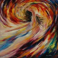 【欣赏级】YHR190949025-李奥尼德阿夫列莫夫Leonid Afremov白俄罗斯现代印象派艺术家绘画作品集油画作品高清图片-11M-1832X2280