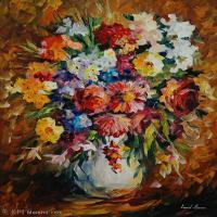 【欣赏级】YHR190949032-李奥尼德阿夫列莫夫Leonid Afremov白俄罗斯现代印象派艺术家绘画作品集油画作品高清图片-12M-1824X2312