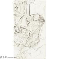 【欣赏级】SMR181514006-维亚尔爱德华Edouard Vuillard法国纳比派代表画家高清那比派绘画作品素描手稿底稿图片资料-11M-2000X2000