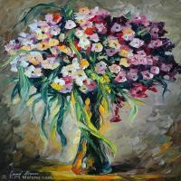 【欣赏级】YHR190949033-李奥尼德阿夫列莫夫Leonid Afremov白俄罗斯现代印象派艺术家绘画作品集油画作品高清图片-12M-1773X2386
