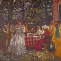 YHR181516187-维亚尔爱德华Edouard Vuillard法国纳比派代表画家高清那比派绘画作品集-44M-3668X4226