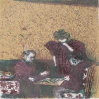 YHR181516193-维亚尔爱德华Edouard Vuillard法国纳比派代表画家高清那比派绘画作品集-62M-4152X5256