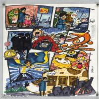 【印刷级】MH-10120111-漫画设计美院设计作品高分试卷高清图片-98M-4918X7008