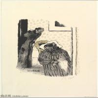 【打印级】SMR181514022-维亚尔爱德华Edouard Vuillard法国纳比派代表画家高清那比派绘画作品素描手稿底稿图片资料-28M-2644X3733
