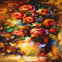 【欣赏级】YHR190949065-李奥尼德阿夫列莫夫Leonid Afremov白俄罗斯现代印象派艺术家绘画作品集油画作品高清图片-19M-1864X3728