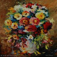【欣赏级】YHR190949019-李奥尼德阿夫列莫夫Leonid Afremov白俄罗斯现代印象派艺术家绘画作品集油画作品高清图片-11M-1824X2264