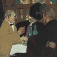 YHR181516186-维亚尔爱德华Edouard Vuillard法国纳比派代表画家高清那比派绘画作品集-44M-4000X3867