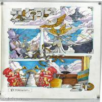 【印刷级】MH-10120091-漫画设计美院设计作品高分试卷高清图片-96M-4856X6976