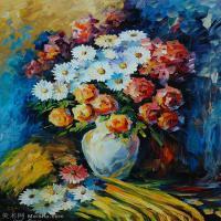 【欣赏级】YHR190949015-李奥尼德阿夫列莫夫Leonid Afremov白俄罗斯现代印象派艺术家绘画作品集油画作品高清图片-11M-1816X2236