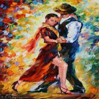 【打印级】YHR190949184-李奥尼德阿夫列莫夫Leonid Afremov白俄罗斯现代印象派艺术家绘画作品集油画作品高清图片-26M-2480X3760