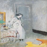 YHR181516195-维亚尔爱德华Edouard Vuillard法国纳比派代表画家高清那比派绘画作品集-64M-4008X5646