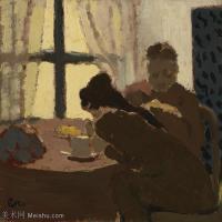 YHR181516183-维亚尔爱德华Edouard Vuillard法国纳比派代表画家高清那比派绘画作品集-40M-4000X3578