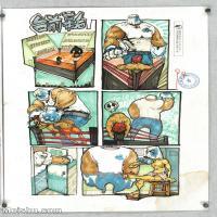 【印刷级】MH-10120090-漫画设计美院设计作品高分试卷高清图片-100M-5047X6976