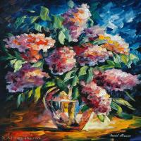 YHR190949001-李奥尼德阿夫列莫夫Leonid Afremov白俄罗斯现代印象派艺术家绘画作品集油画作品高清图片-9M-1573X2130