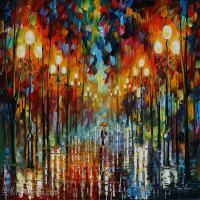 【打印级】YHR190949183-李奥尼德阿夫列莫夫Leonid Afremov白俄罗斯现代印象派艺术家绘画作品集油画作品高清图片-26M-3720X2496