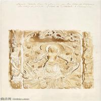 【打印级】SCR190845088-约翰萨金特John Singer Sargent美国肖像画家水彩画家绘画作品集萨金特水彩作品
