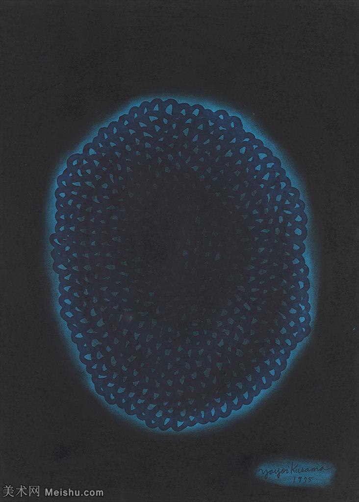 【欣赏级】YHR191319020-草间弥生Yayoi Kusama表现主义日本画家草间弥生绘画作品集-BATHING
