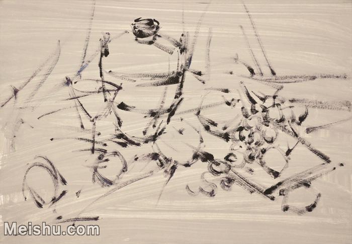 【打印级】SF-10121147-水粉静物美院优秀试卷优秀考生绘画作品艺考高分题库高清图片-20M-3375X2337.