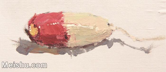 【打印级】SF-10120471-水粉静物名师示范临摹绘画高清图片蔬菜水果下载高清图片-18M-4156X1824.jp