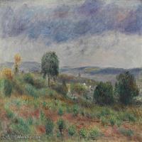 【打印级】YHR191548311-皮埃尔奥古斯特雷诺阿Pierre Auguste Renoir法国印象派重要画家雷诺阿印象派油画作品集AUVERSSUROISE-22M-3200X2416