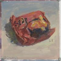 【打印级】SF-10120436-水粉静物名师示范临摹绘画高清图片蔬菜水果下载高清图片-14M-2456X2016