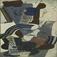 【印刷级】YHR181125196-西班牙画家巴勃罗毕加索PabloPicasso现代派绘画作品高清图片抽象油画高清图片印象派油画-96M-3700X9128