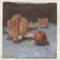 【打印级】SF-10120403-水粉静物名师示范临摹绘画高清图片蔬菜水果下载高清图片-24M-2856X2274