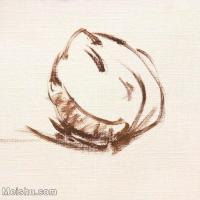 【打印级】SF-10120472-水粉静物名师示范临摹绘画高清图片蔬菜水果下载高清图片-14M-2437X2478