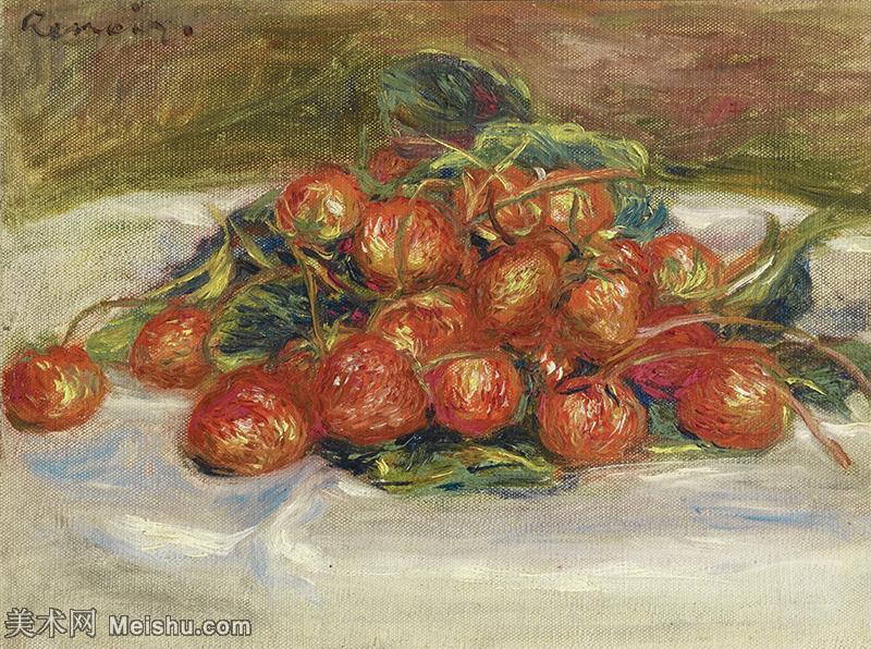 【欣赏级】YHR191548086-皮埃尔奥古斯特雷诺阿Pierre Auguste Renoir法国印象派重要画家雷诺