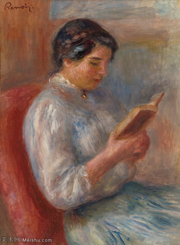 【欣赏级】YHR191548092-皮埃尔奥古斯特雷诺阿Pierre Auguste Renoir法国印象派重要画家雷诺