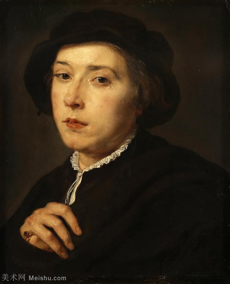 【欣赏级】YHR191105233-彼得保罗鲁本斯Peter Paul Rubens德国巴洛克画派画家古典油画人物高清图
